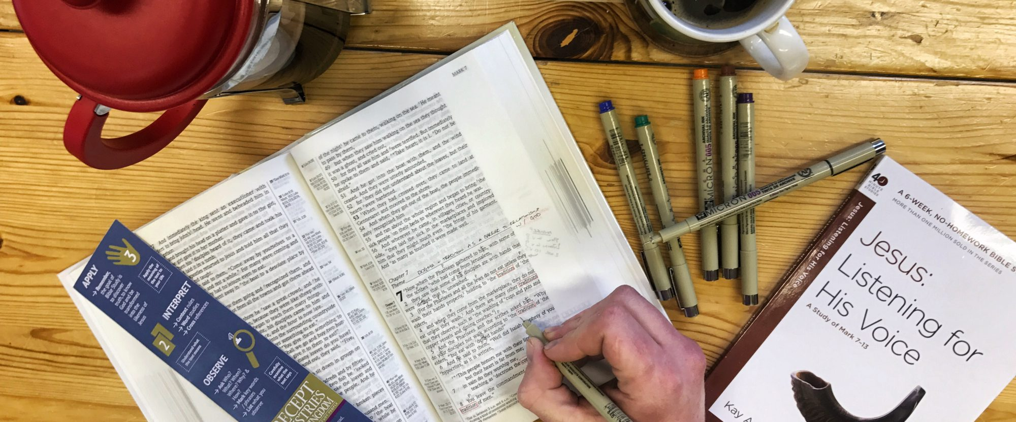 Mikä induktiivinen Raamatun  tutkimismenetelmä on?