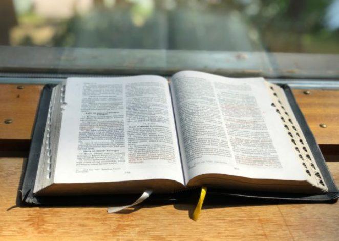 Herra, opeta minua tutkimaan Raamattua 28 päivässä